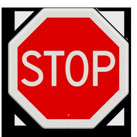 Stop, contra-indicaties = niet behandelen