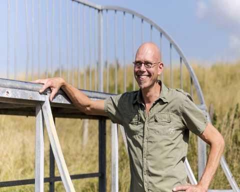 Ron Vijfhuizen van NatuurGerichte-Energie.nl